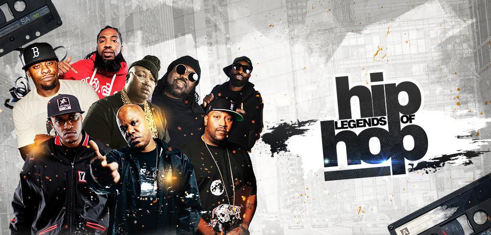 Heritage Bank Center Legends Of Hip Hop