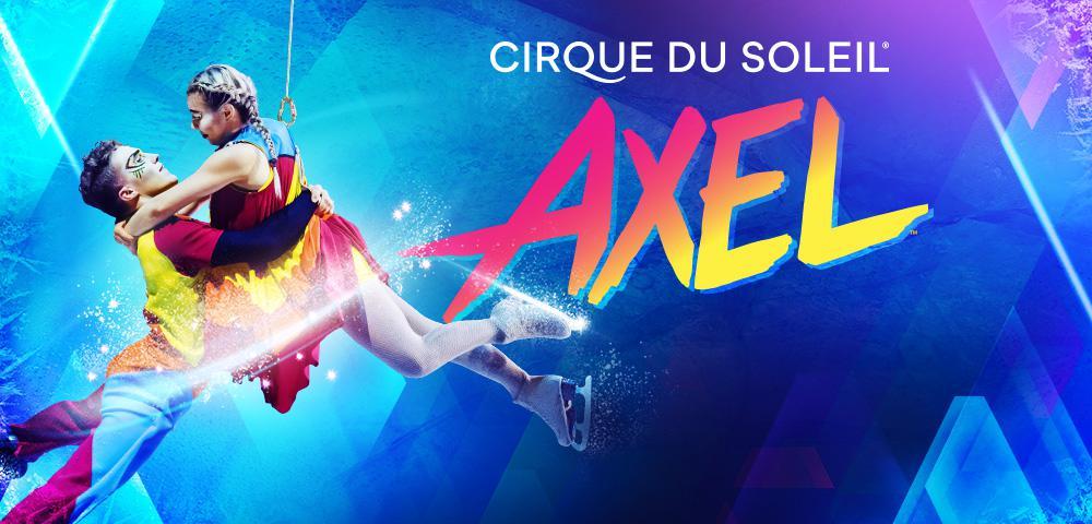 Heritage Bank Center Cirque Du Soleil Axel